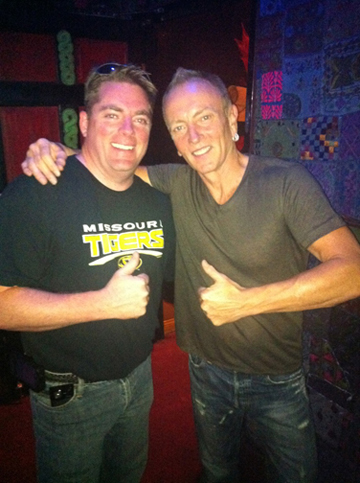 Phil Collen of Def Leppard & Brad Korn